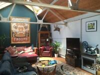 Warehouse conversion - quirky/homely/ live work