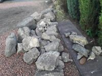 Rocks for Rockery/Wall Free To Collect
