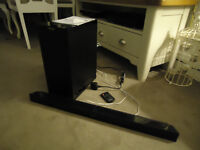 panasonic soundbar home theater audio system