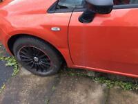 Fiat punto active 56 plate