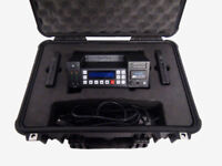 AJA Ki Pro Recorder Kit w/ 2x 500gb Hard Drives & Pelicase
