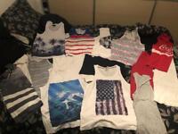17 vests ( small/medium)