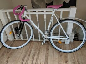 CRITICAL CYCLES PURSUIT FIXED-GEAR / SINGLE-SPEED BIKE 53CM