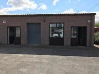 Small OFFICE/SHOWROOM and WORKSHOP/STORAGE to LET- Flexible Terms