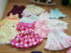 Girls clothes 0-3 months
