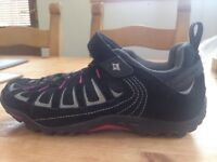 Women's Specialized cycling shoes, size 38