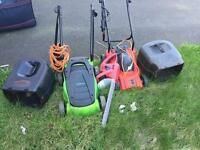 Lawnmower & hedge trimmer