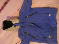 Next Padded Winter Jacket for aged 6 & Next Summer Jacket for boy aged 5-6 - excellent condition