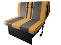 Rock And Roll Bed - 3/4 Size Double Stripe + Belts + Fitting Kit + FREE SHIPPING