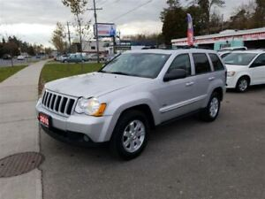 2010 Jeep Grand Cherokee NORTH ED 4X4 LEATHER ROOF CAMERA