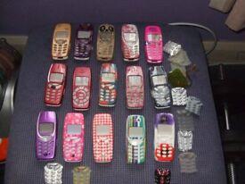 Old Nokia Cases