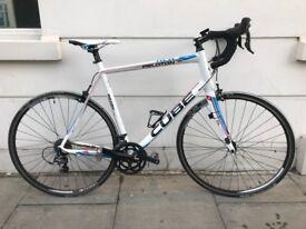 "Cube Peloton Ultegra Group Alu/Carbon Road Bike (22""/56cm)"