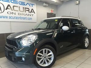 2012 MINI Cooper S Countryman ALL4 | 6SPEED | OFFLEASE | 4NEWTIR