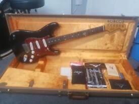 Fender Custom Shop 1960 Stratocaster BRG Heavy Relic