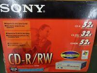 Sony CRX 230A CD-R/RW Drive