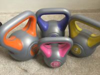 Pro fitness kettle bells