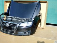 Car part: Complete Front end - LHD Audi A7 4G 2010-2016 read AD