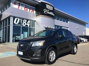 2014 Chevrolet Trax LT/AWD/ ALLOYS LOW , LOW KM  1 OWNER