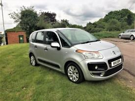 CITROEN C3 1.4 PICASSO VTR PLUS, Good Service History, MOT May 2019, Looks and drives superb 2011