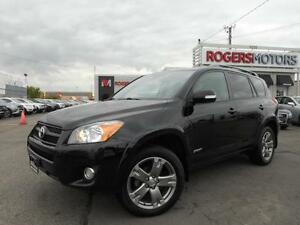 2012 Toyota RAV4 4WD - LEATHER - SUNROOF