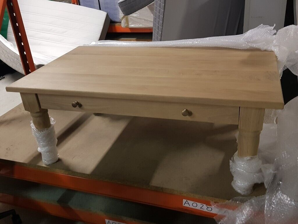 Surprising Brand New Easdale Croft Collection Coffee Table In Southside Glasgow Gumtree Ibusinesslaw Wood Chair Design Ideas Ibusinesslaworg