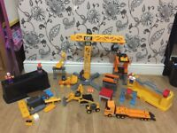 Mega blocks duplo construction bricks