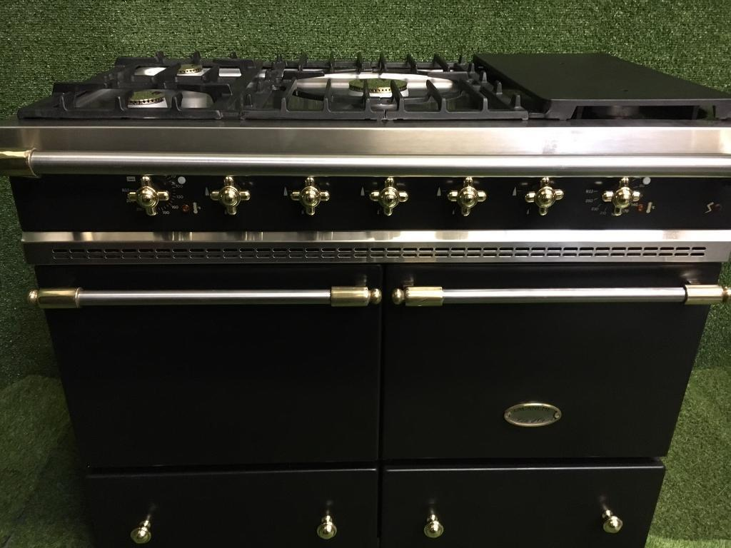 four lacanche british stoves delaubrac modell champenois. Black Bedroom Furniture Sets. Home Design Ideas