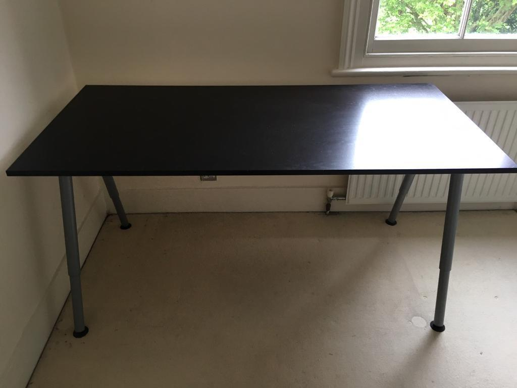 IKEA Galant Desk 160x80 + Cable Tray Awesome Ideas