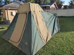 Canvas Centre Pole Tent & tent tarp poles in Canberra Region ACT | Gumtree Australia Free ...