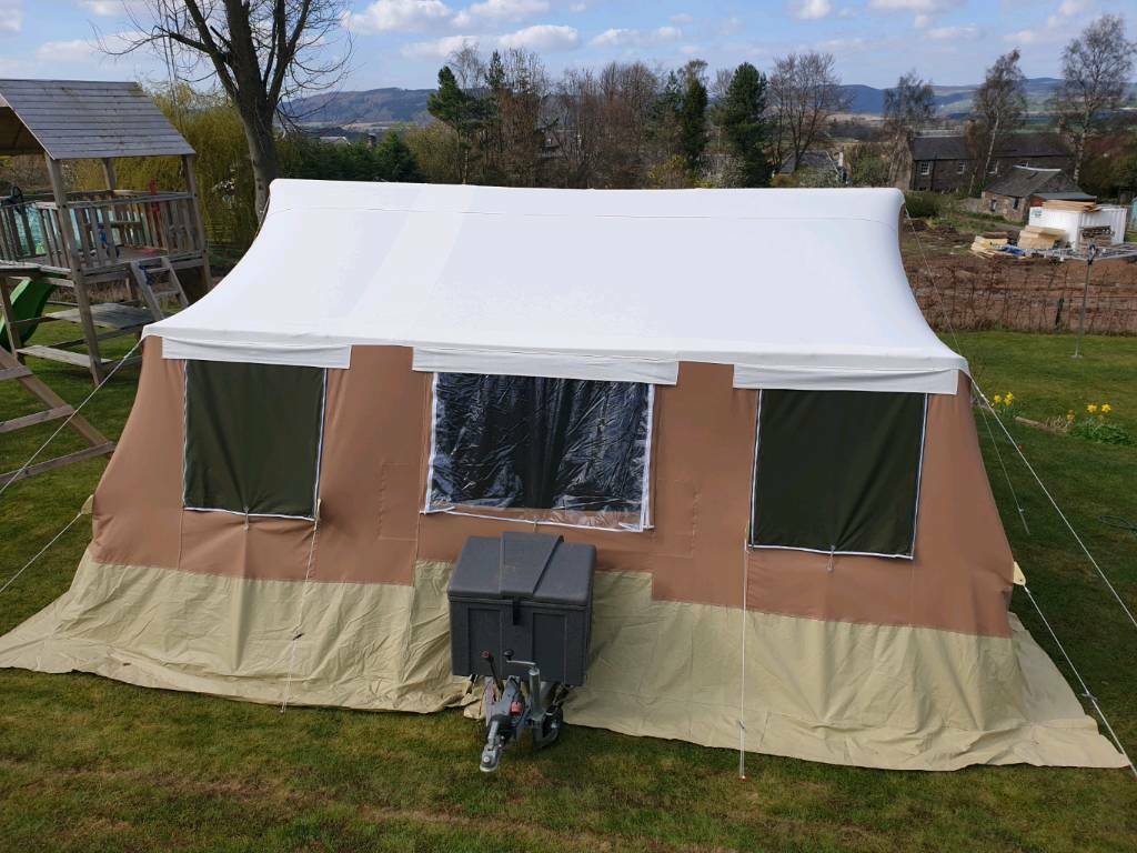 Trigano Olympe Trailer Tent Sold pending collection | in Perth Perth and Kinross | Gumtree & Trigano Olympe Trailer Tent Sold pending collection | in Perth ...