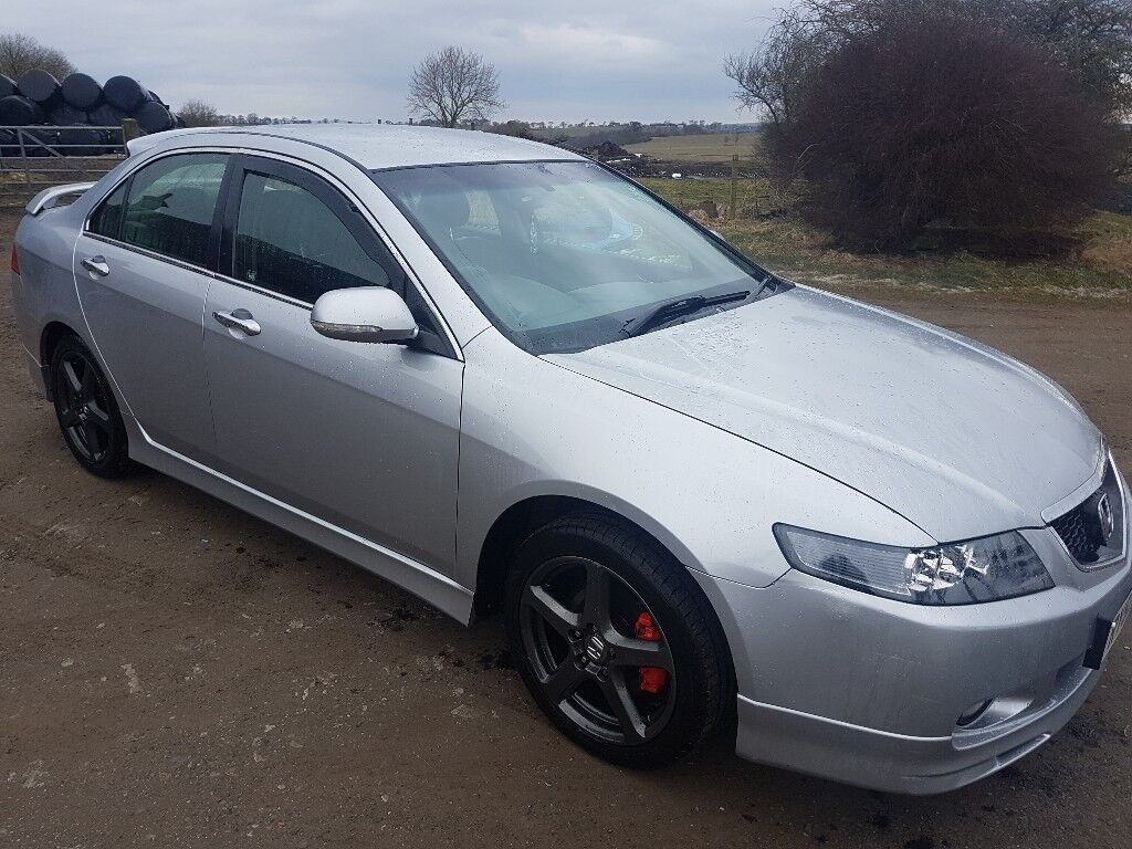 High Quality 2003 Honda Accord Type S 2.4 I Vtec