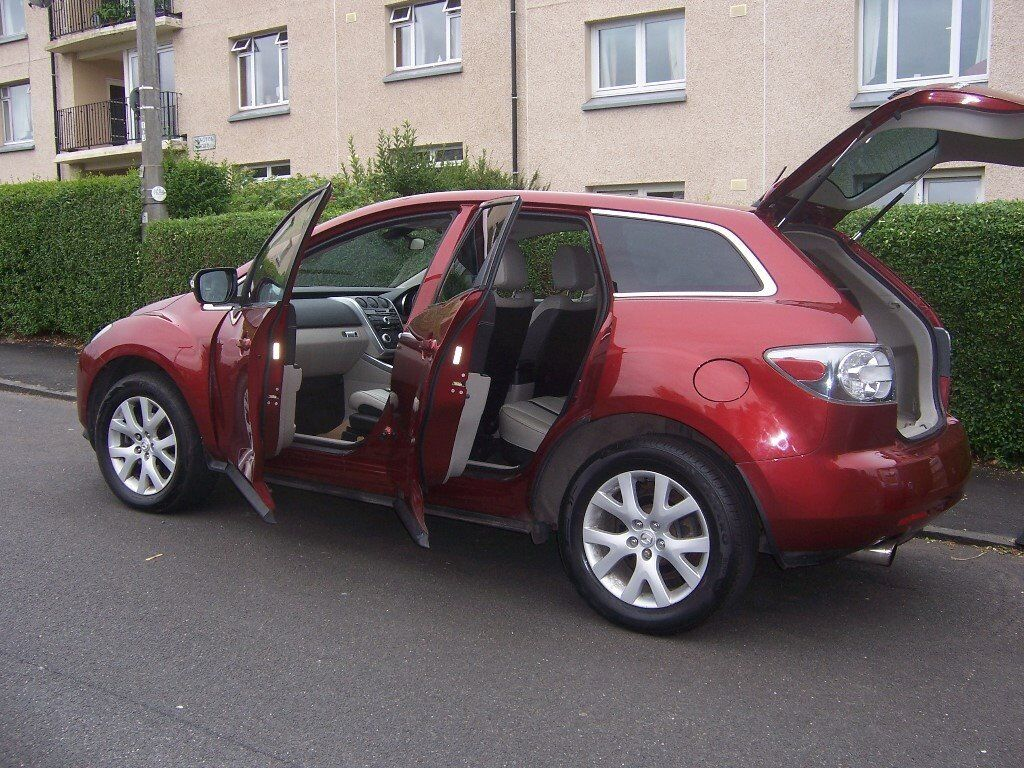 2009 Mazda CX 7 4X4 DISI (MZR)