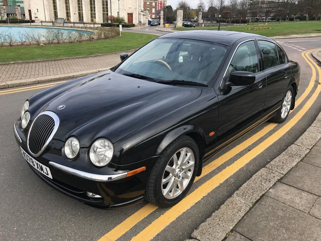 Awesome 2000 Jaguar S Type 3.0 Automatic Very Low Mileage Good Condion Lexus  Mercedes Bmw