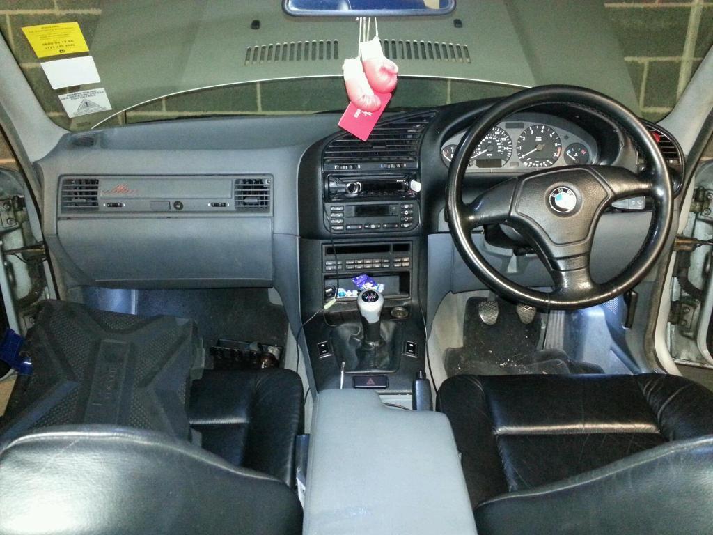 BMW E36 INTERIOR PARTS