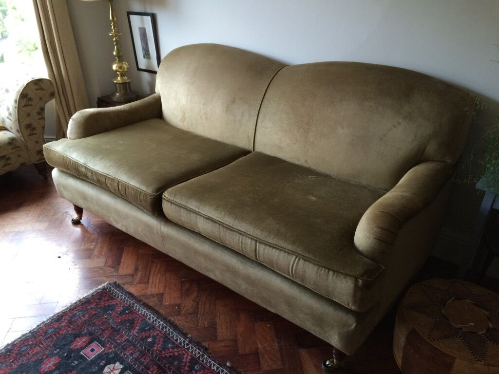 Marvelous Stunning 3 Seater, George Smith Sofa