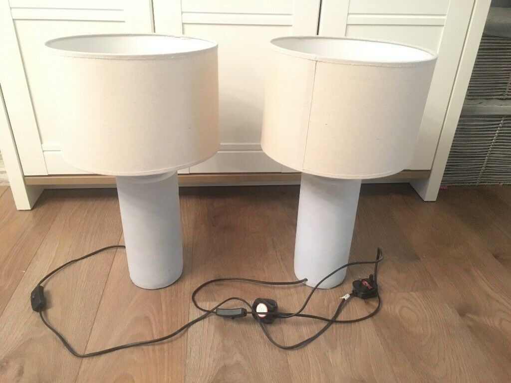 Pair Of Lamps From Homesense