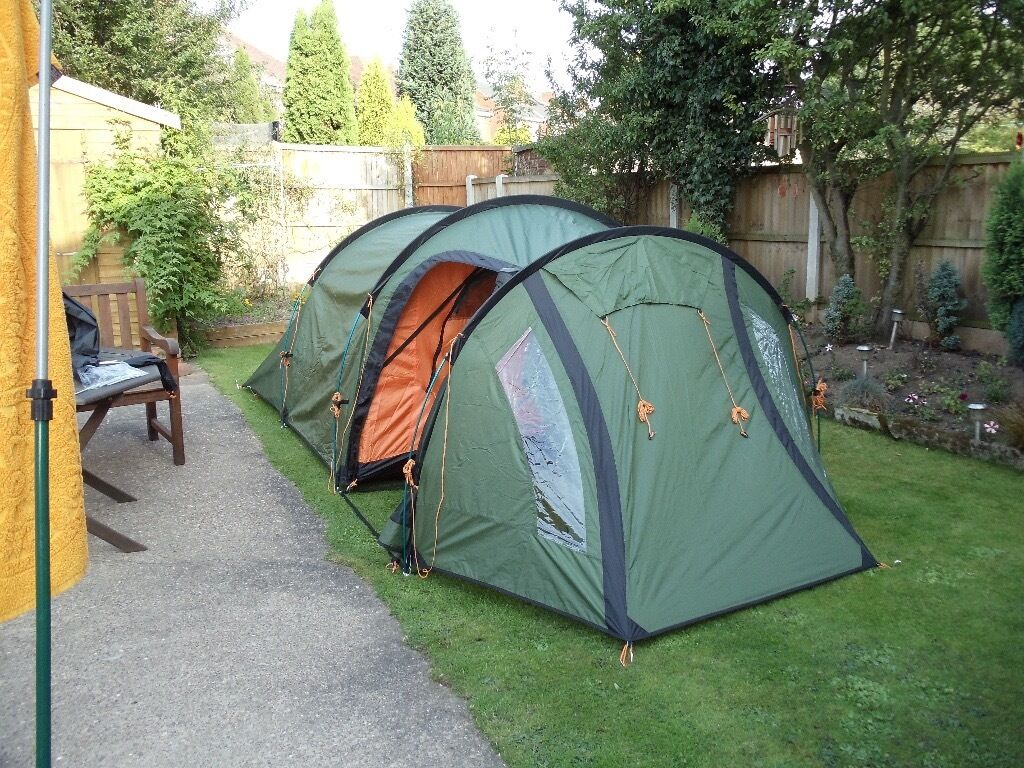 Vango Omega 350 3 man tent (reduced to £75) & Vango Omega 350 3 man tent (reduced to £75) | in Mansfield ...