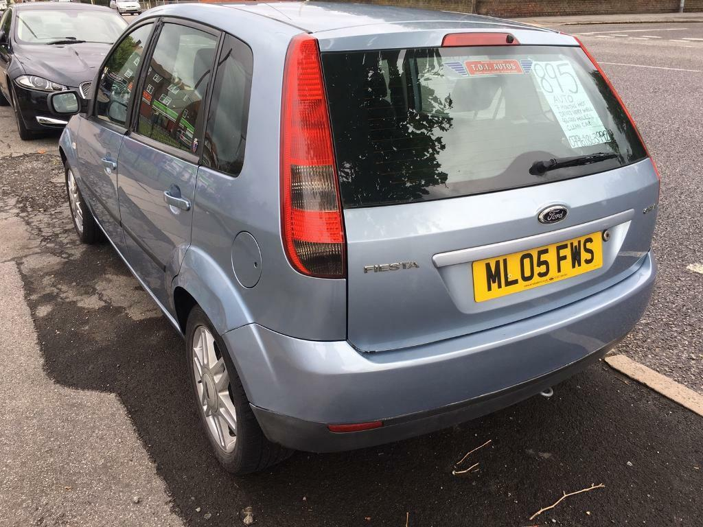 Ford Fiesta automatic 2005 & Ford - fiesta - 2005 for £895.00 - UK Cheap Used Cars markmcfarlin.com