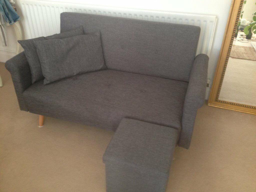 Superb Sofa In A Box Bought From Argos Charcoal