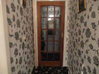 3 glass panelled heavy wooden doors. & In door in Dalkeith Midlothian | Doors u0026 Windows For Sale - Gumtree
