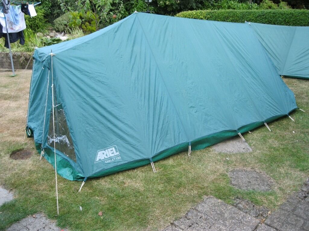 Tent Ariel Chalet 150 2/3 person £20 & Tent Ariel Chalet 150 2/3 person £20 | in Gravesend Kent | Gumtree