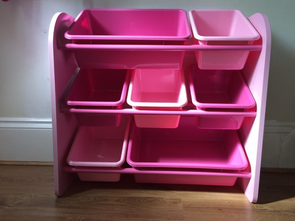 Next Pink Storage Unit & Next Pink Storage Unit | in Waterlooville Hampshire | Gumtree