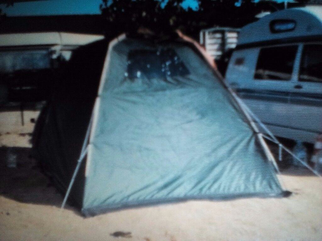 Image 1 of 6 & Sovereign 4 Person Tent with large Porch | in Yeadon West ...