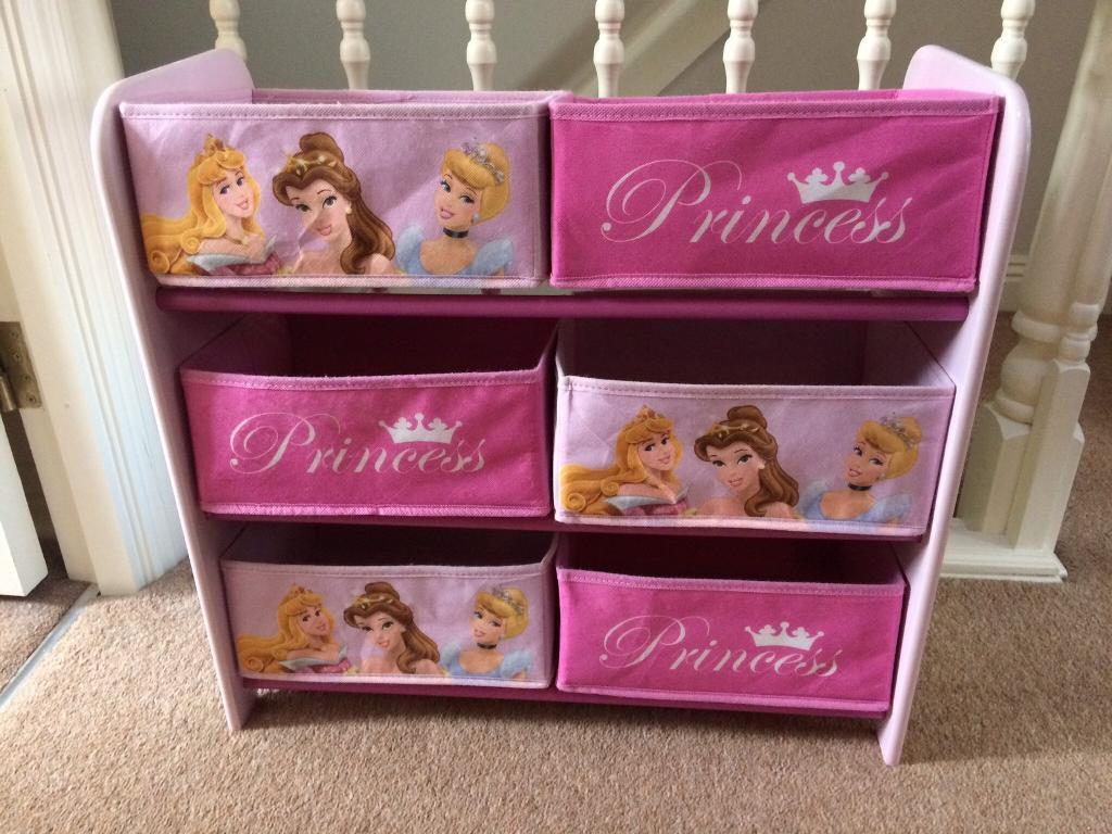 Disney Princess Storage unit & Disney Princess Storage unit | in Barnstaple Devon | Gumtree