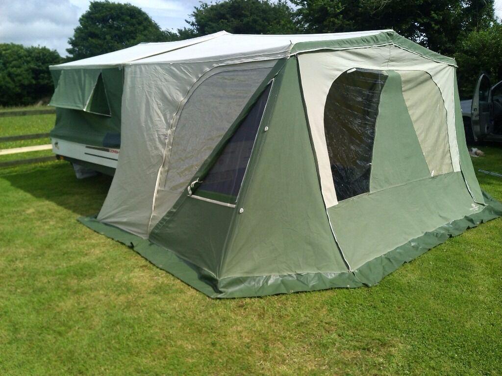 Trailer tent Combi C& panda & Trailer tent Combi Camp panda | in St Austell Cornwall | Gumtree
