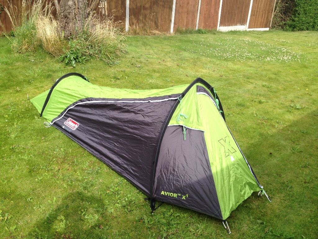 Coleman 1 Man Tent Lightweight C&ing Hiking : lightweight one man tents - memphite.com