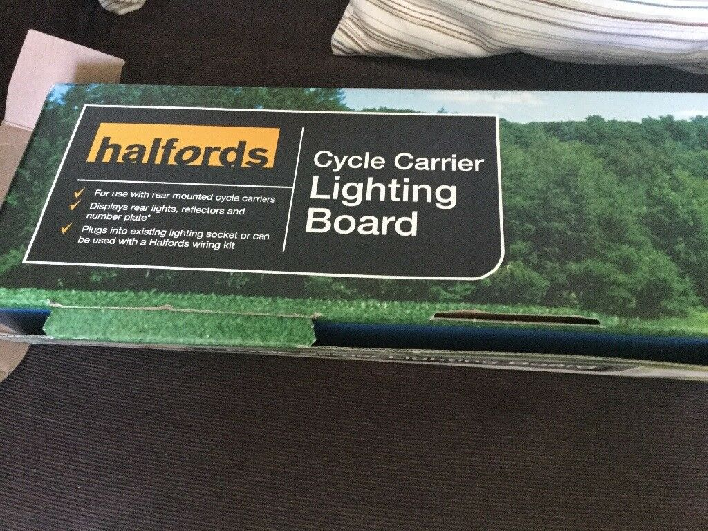 Cycle carrier lighting board & Cycle carrier lighting board | in Bedminster Bristol | Gumtree azcodes.com