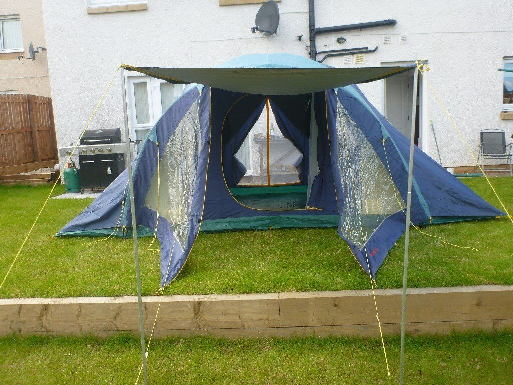6 Person Marechal Tent Very Good Condition & 6 Person Marechal Tent Very Good Condition | in Bathgate West ...