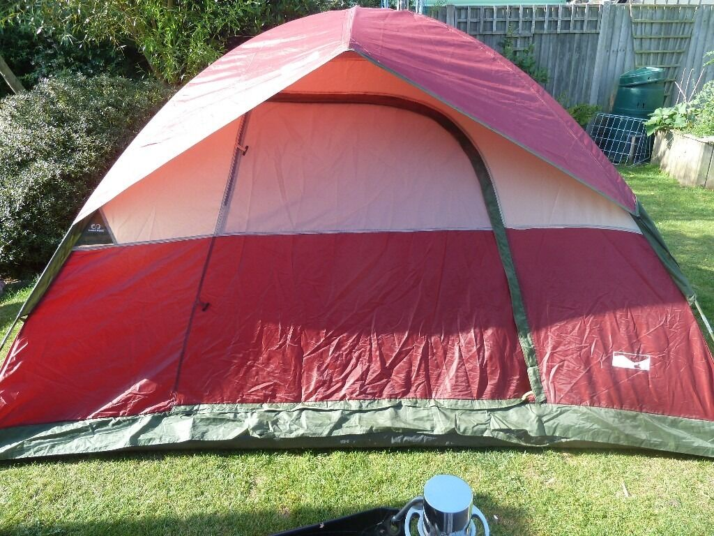 North Pole C& Port tent. Ideal for kids in the garden or a short break & North Pole Camp Port tent. Ideal for kids in the garden or a short ...