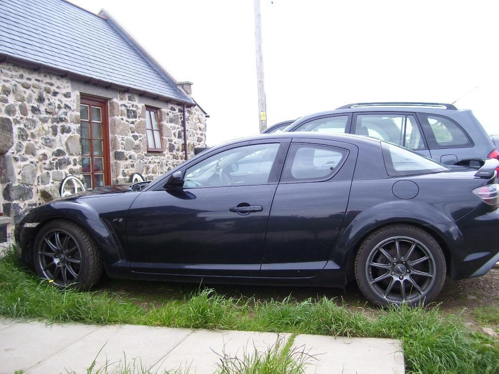 Mazda Rx8 Pz Model In Fraserburgh Aberdeenshire Gumtree